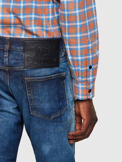 Diesel - D-Strukt 09A13, Medium blue - Jeans - Image 4