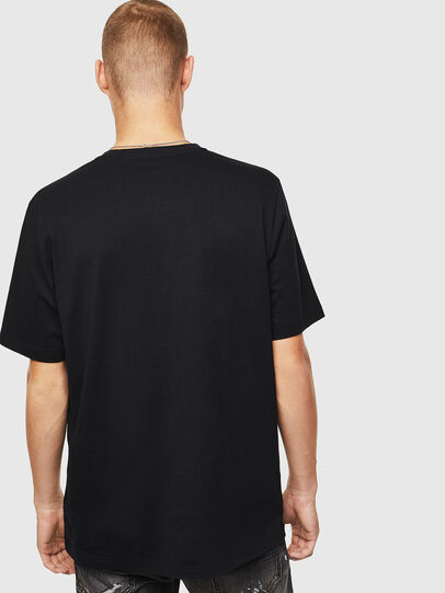 Diesel - T-JUST-J15, Black - T-Shirts - Image 2