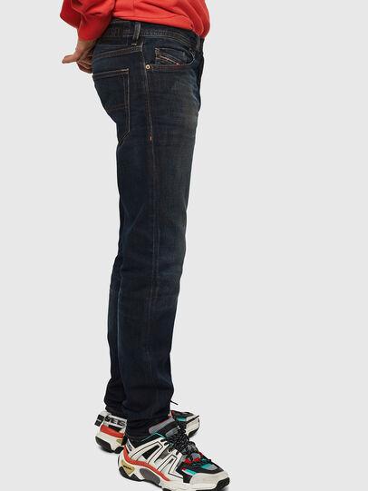 Diesel - Buster 0890Z, Dark Blue - Jeans - Image 5