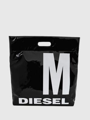 F-LITT-HER M, Black - Shopping and Shoulder Bags