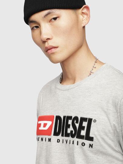 Diesel - T-JUST-LS-DIVISION,  - T-Shirts - Image 3