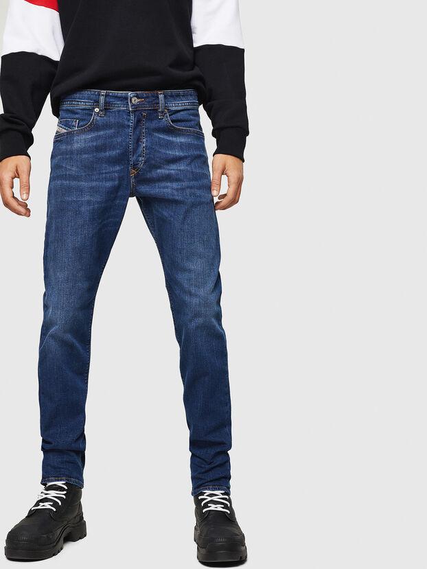 Buster 082AZ, Dark Blue - Jeans