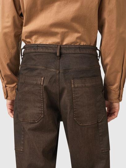 Diesel - D-Franky 09B38, Brown - Jeans - Image 5