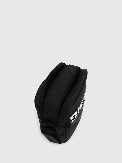 Diesel - DOUBLECROSS, Black - Crossbody Bags - Image 5