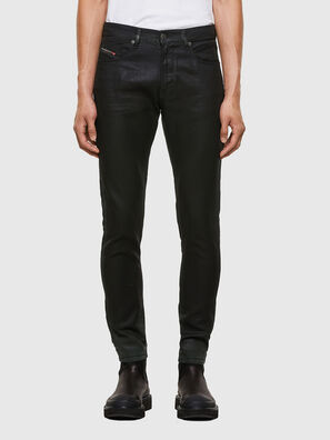 D-Strukt JoggJeans® 069QX, Black/Green - Jeans