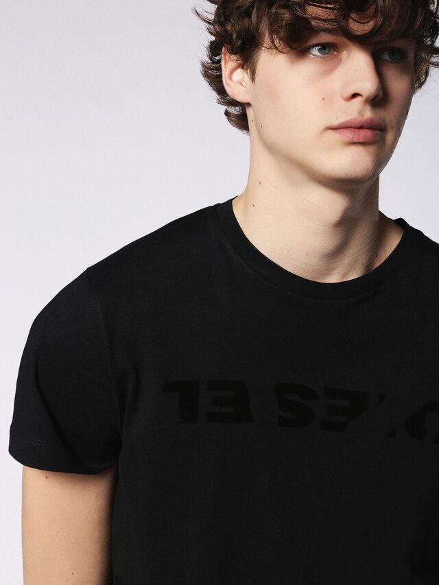T-DIEGO-TE, Black
