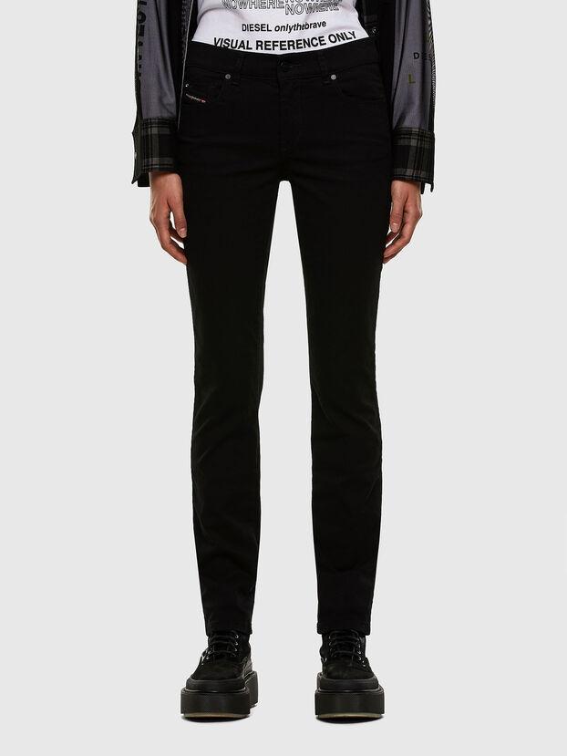 Sandy 069EI, Black/Dark grey - Jeans