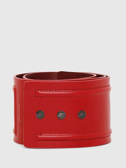 Diesel - B-INO, Fire Red - Belts - Image 1