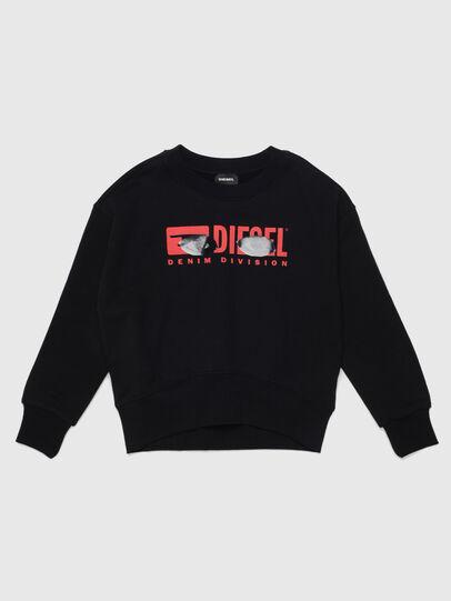 Diesel - SMAGDAYD, Black - Sweaters - Image 1