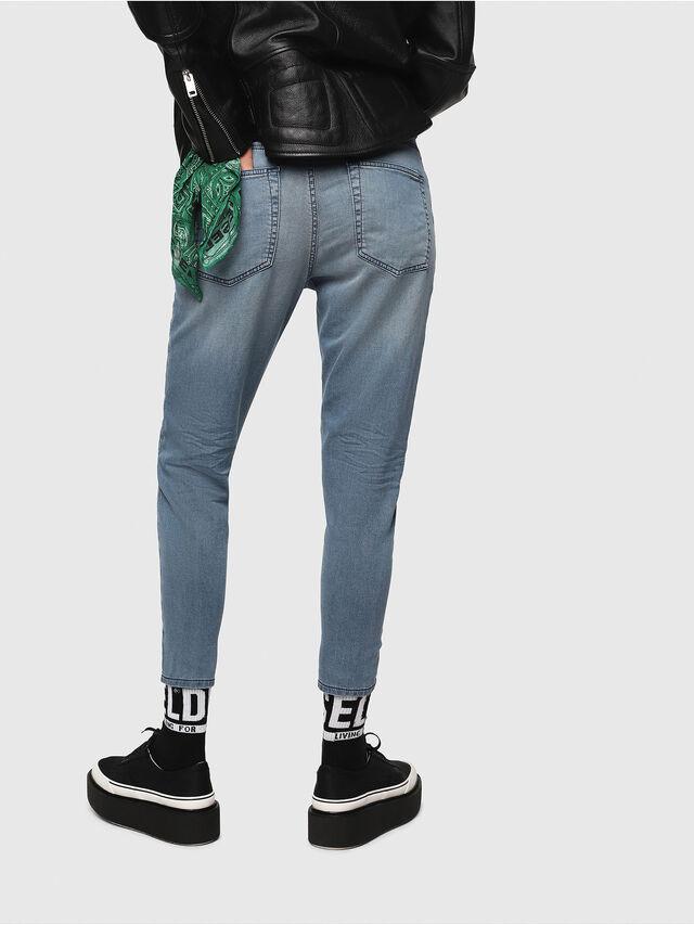 Diesel - Candys JoggJeans 069FF, Medium blue - Jeans - Image 2