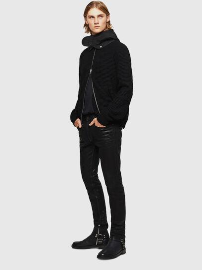 Diesel - KATTY, Black - Knitwear - Image 6