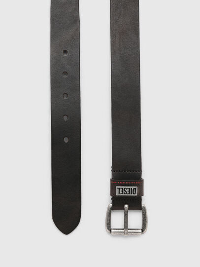 Diesel - B-LOGIN, Brown - Belts - Image 3