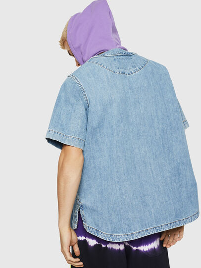 Diesel - D-BOW-J,  - Denim Shirts - Image 2