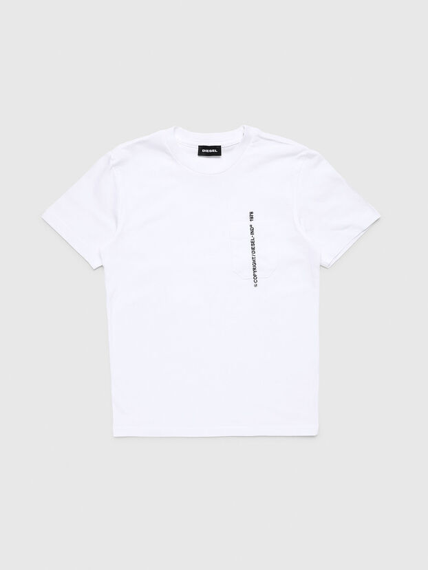 TJUSTPOCKETCOPY, White - T-shirts and Tops