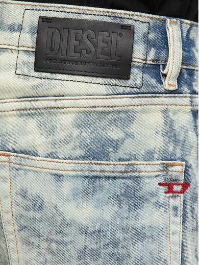 Diesel - D-Strukt 009FM, Light Blue - Jeans - Image 4