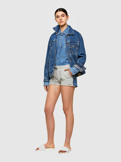 Diesel - S-PAM, Blue/Grey - Shorts - Image 5