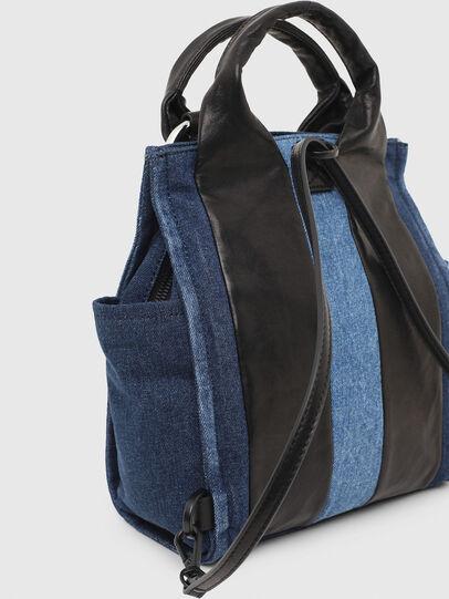 Diesel - GAYA, Blue Jeans - Crossbody Bags - Image 6