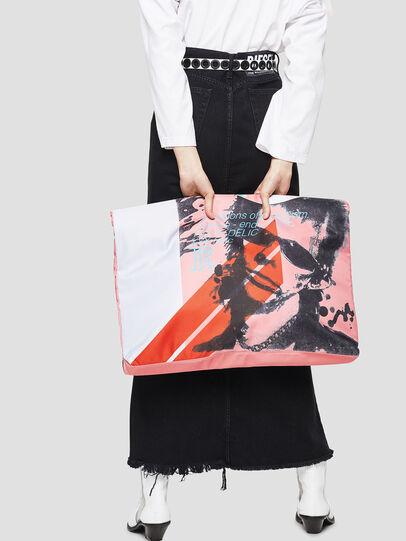 Diesel - F-LITT SHOPPER EW,  - Shopping and Shoulder Bags - Image 5