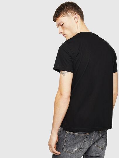 Diesel - T-GROSSI, Black - T-Shirts - Image 2