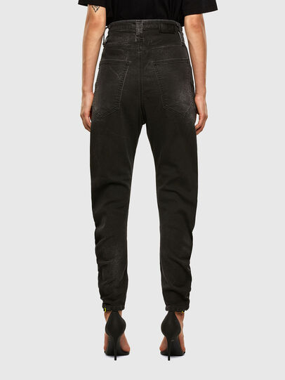 Diesel - D-Plata JoggJeans® 009DS, Black/Dark grey - Jeans - Image 2