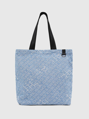 F-THISBAG SHOPPER NS, Blue Jeans - Shopping and Shoulder Bags