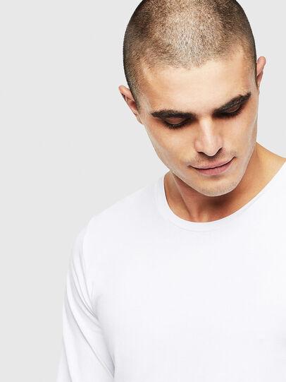 Diesel - UMTEE-JODY, White - T-Shirts - Image 4