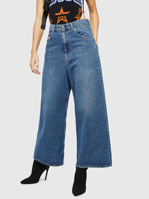 D-Luite 080AN, Medium blue - Jeans