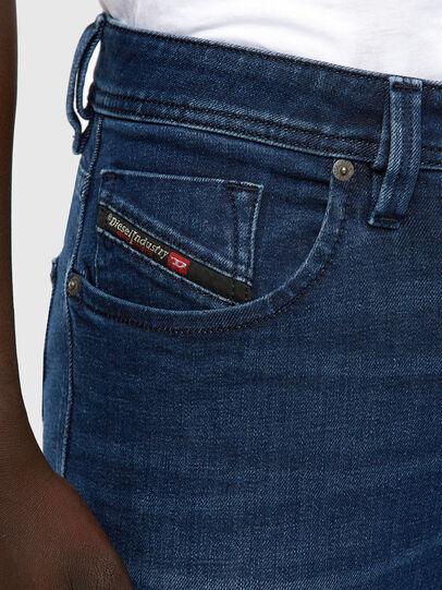 Diesel - Larkee 009ER, Dark Blue - Jeans - Image 3