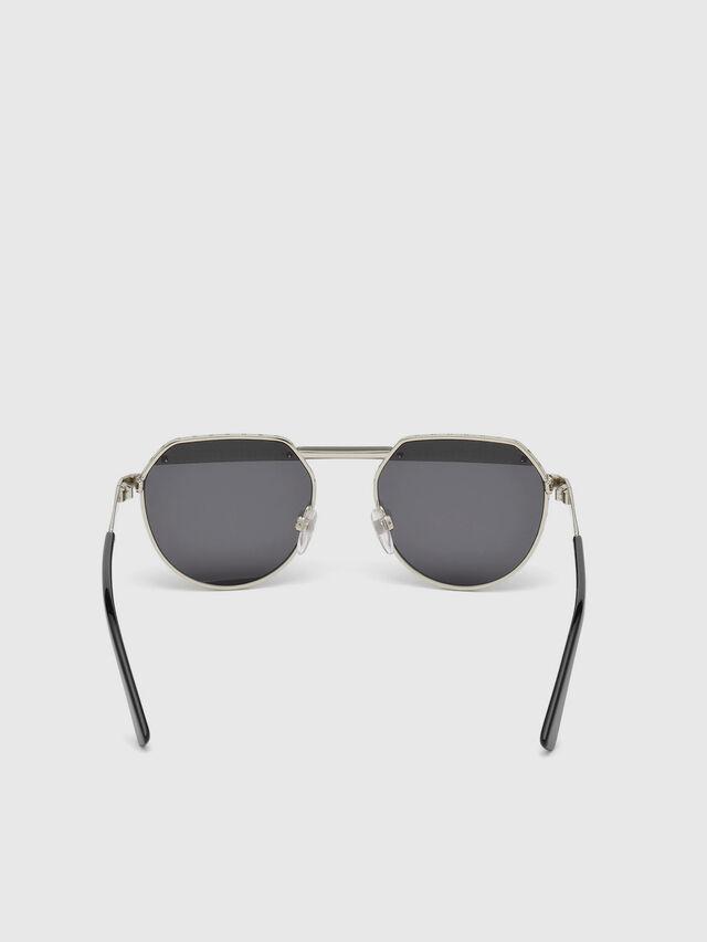 Diesel - DL0260, Black - Eyewear - Image 4