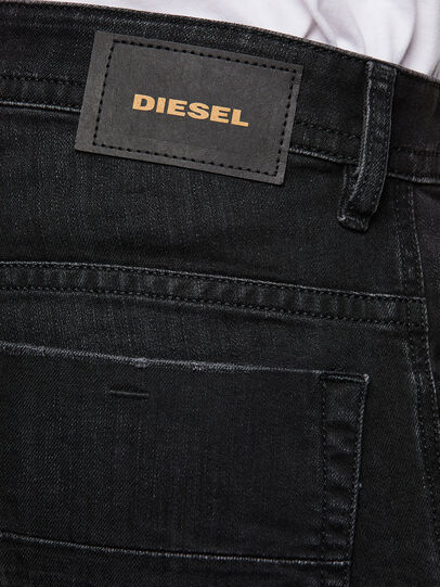 Diesel - Thommer 069PW, Black/Dark grey - Jeans - Image 4