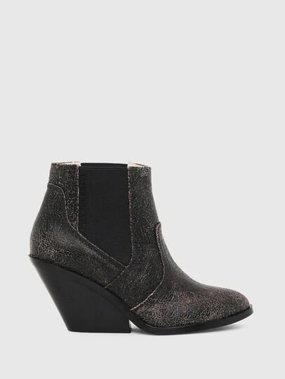 Diesel - D-FLAMINGO CB, Anthracite - Ankle Boots - Image 1