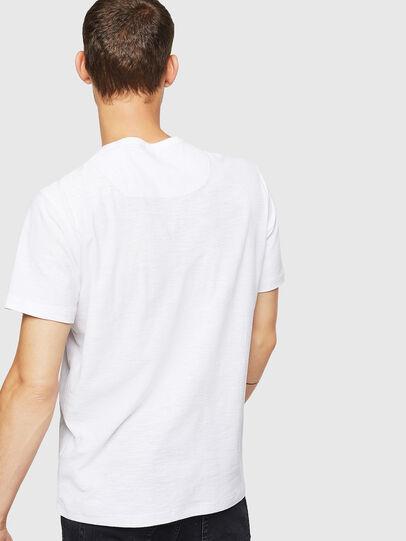Diesel - T-TARRIS, White - T-Shirts - Image 2