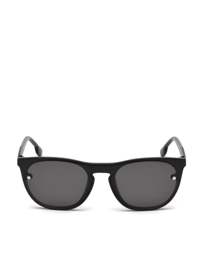 Diesel DL0217, Black - Eyewear - Image 1