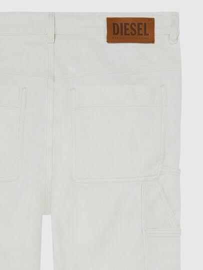 Diesel - D-Franky 009BZ, White - Jeans - Image 5