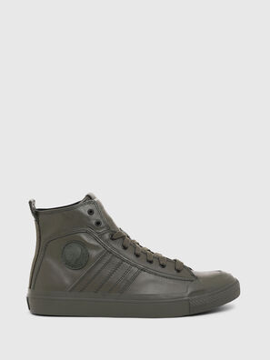 S-ASTICO MID LACE, Dark Green - Sneakers