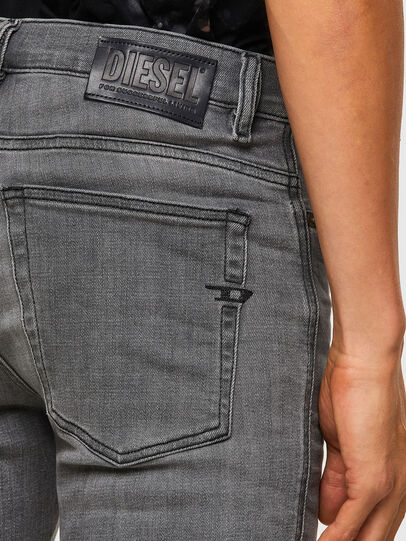 Diesel - D-Amny 009NZ, Black/Dark grey - Jeans - Image 4