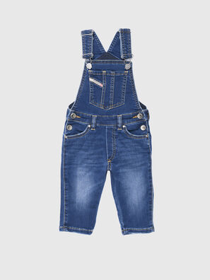 PAGLEB JOGGJEANS, Medium blue - Jumpsuits