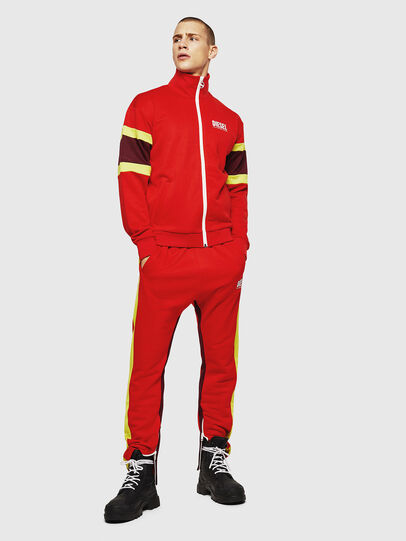 Diesel - P-AKONY, Fire Red - Pants - Image 6