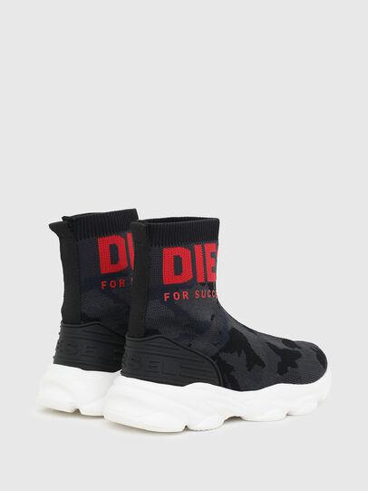 Diesel - S-SERENDIPITY SO MID, Black/Red - Footwear - Image 3
