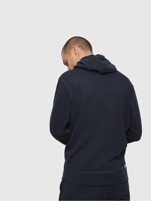 Diesel - UMLT-BRANDON-Z, Blue Marine - Sweaters - Image 2