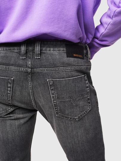 Diesel - Safado 0095I, Black/Dark grey - Jeans - Image 3