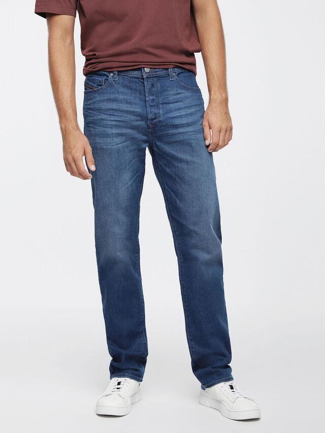 Diesel Thytan 084RM, Medium blue - Jeans - Image 1