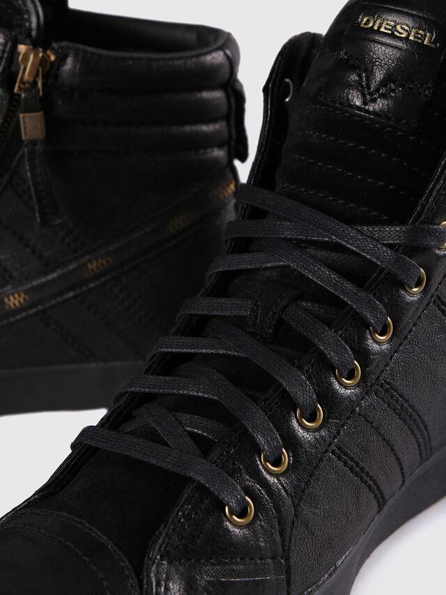 Diesel - D-STRING PLUS, Black - Sneakers - Image 6