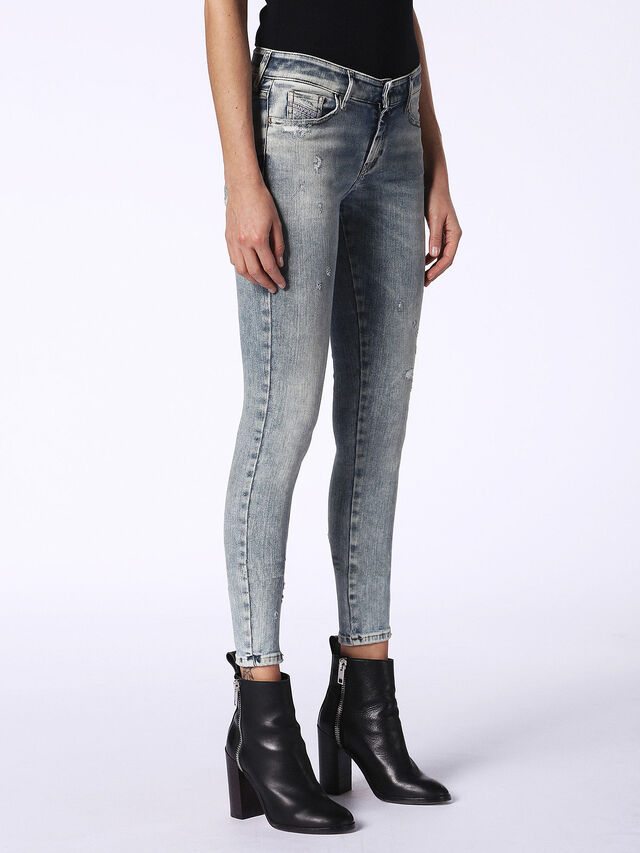 SLANDY 0699B, Blue Jeans