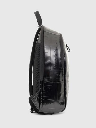 Diesel - X-BOLD BACK, Black - Backpacks - Image 3
