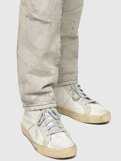 Diesel - D-Kras 009ZC, Light Grey - Jeans - Image 3