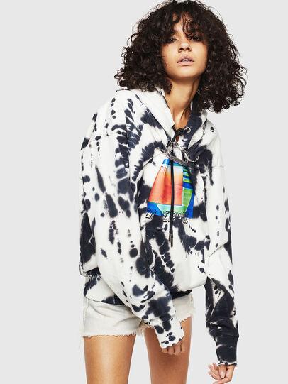 Diesel - F-ALBYHOOK-E,  - Sweaters - Image 1
