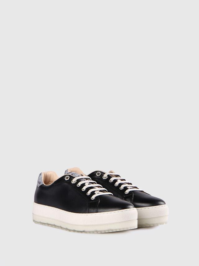 Diesel S- ANDYES W, Black/Grey - Sneakers - Image 2