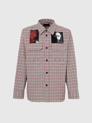 S-IDOL, Black/Red - Shirts