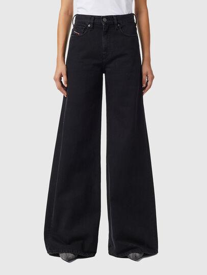 Diesel - D-Akemi Z09RL, Black/Dark grey - Jeans - Image 1